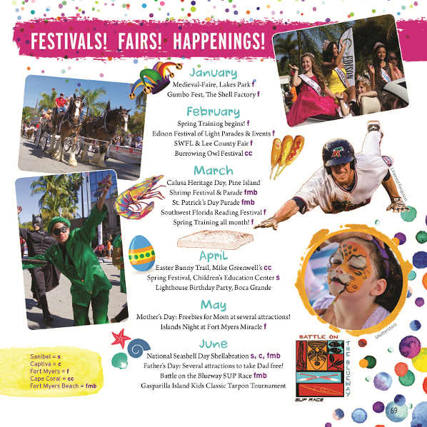 Festivals! Fairs! Happenings!